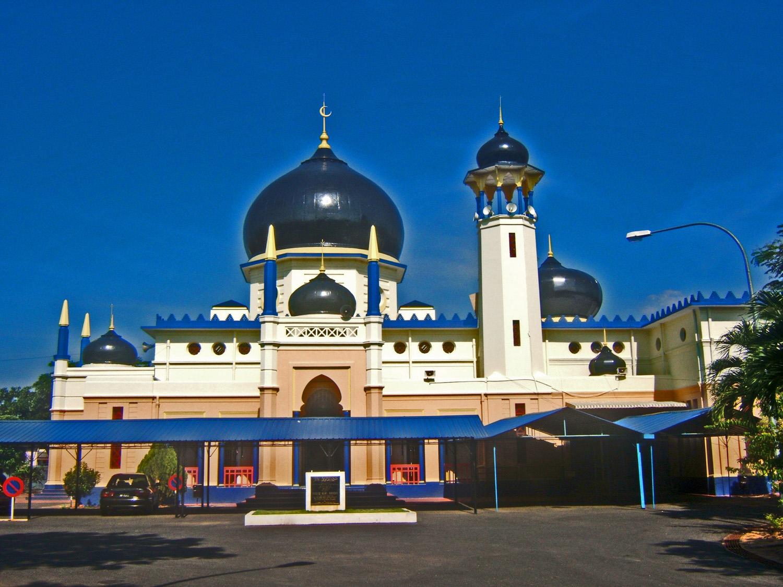 Kangar Malaysia  city photos : masjid di Malaysia   Maruwiah Ahmat