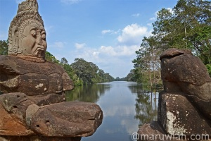 Ruin of Angkor City