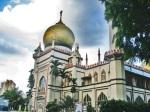 Sultan Mosque Spore