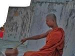 Ayutthaya monk