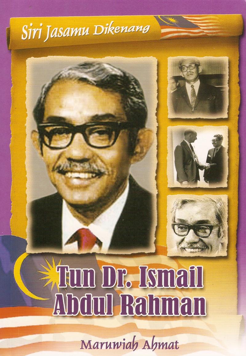 Image result for TUN DR. ISMAIL Kejora Timur Yang Mengerdip