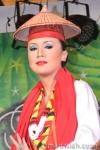 Pakaian Wanita Bidayuh (close up)