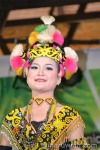 Pakaian Wanita Orang Ulu (close up)