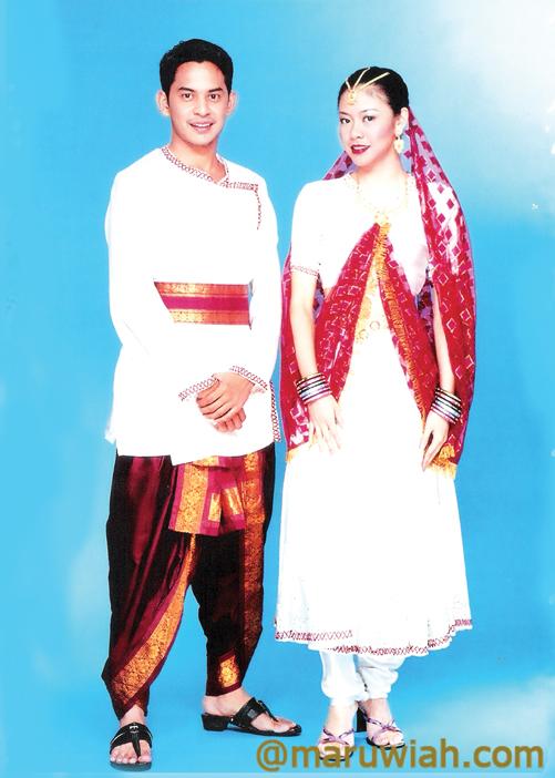Pakaian Tradisi Kaum Semenanjung Malaysia  0db28ab999
