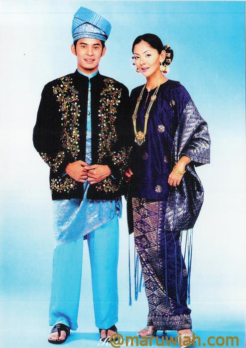 Malay raya di rumah bf 7
