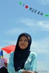 My sis at Kaul Mukah
