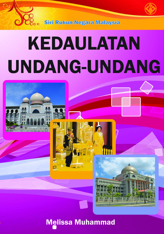 Siri Rukun Negara Malaysia Maruwiah Ahmat