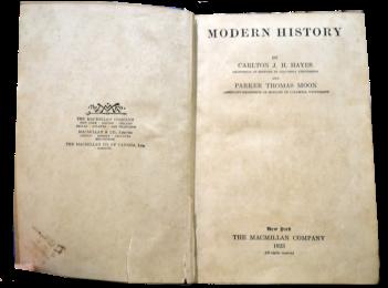 modernhistory